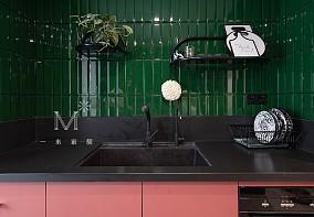 木木夕小姐198平现代餐厅现代简约设计图片赏析