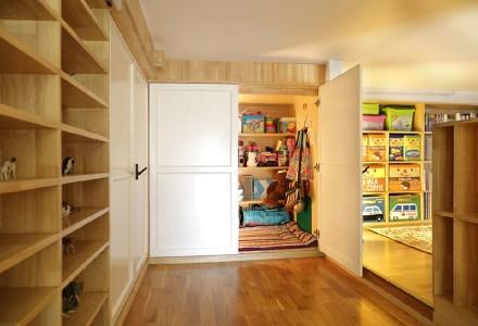 方寸之间展现天地小户型改造卧室