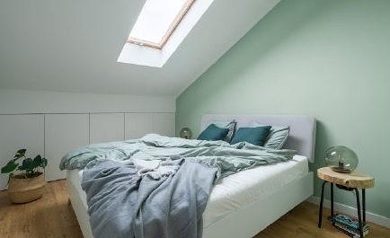 60平米的loft 整体空间的利用