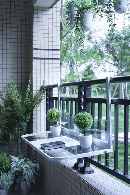 米兰春天,既美观又实用阳台