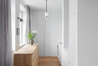 122平方北欧风格三居室