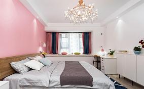 北欧风格,28万打造的三居室卧室北欧极简设计图片赏析