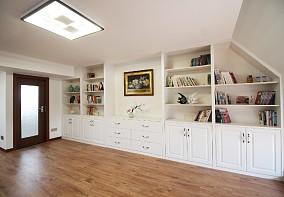 132m²北欧风,给你一个温馨舒适的家功能区北欧极简设计图片赏析