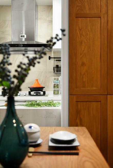 85平的空间实现文化和在生活之上的价值餐厅