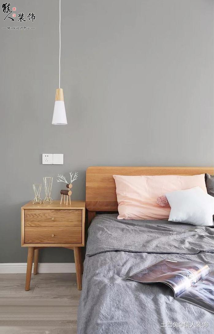 98㎡北欧风格儿童房装修太赞了!卧室北欧极简卧室设计图片赏析
