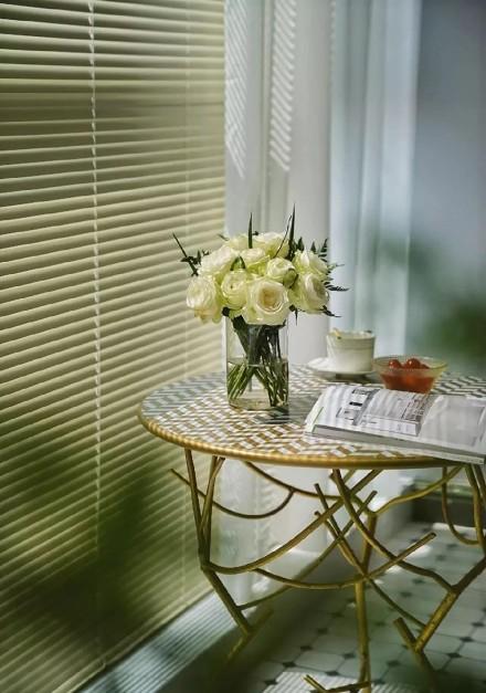 170㎡装出静谧丛林!用绿色盘活整个家阳台