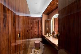 318㎡轻奢艺术风别墅卫生间其他设计图片赏析