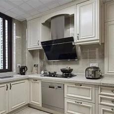 140平三居室现代美式风,温馨之家~13738661