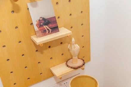 MUJI风格自然日系三房户型改造卧室3图