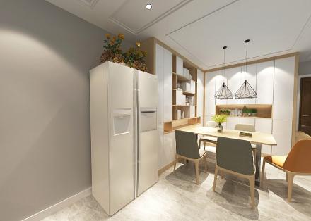 好的设计是可以改变生活的厨房