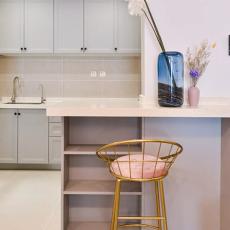 简约美式 深色家具浅色定制柜 耐看有品味13791078