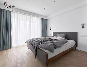 110㎡日式3居,轻松实用有格调的家卧室日式设计图片赏析