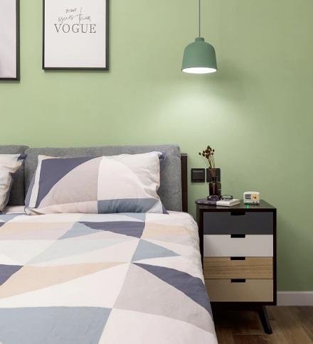 沉稳,富有内涵的气韵的雅致空间卧室