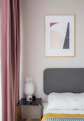 75㎡简约风格,设计带来品质生活卧室1图其他设计图片赏析