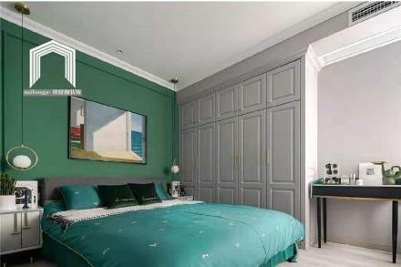 如焦迈奇的歌曲一样,明朗欢快卧室1图