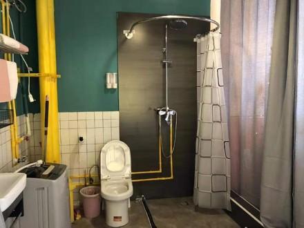 工业风潮流混搭单身公寓3.5万继续省卫生间