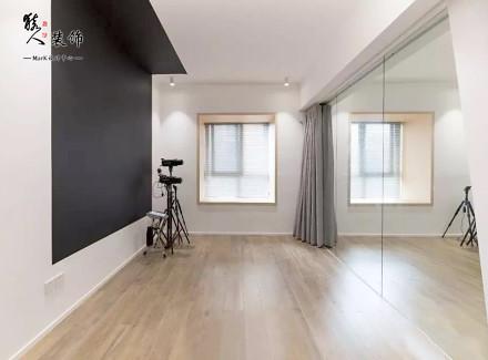 117㎡日式3居,电视背景墙太实用了!功能区2图
