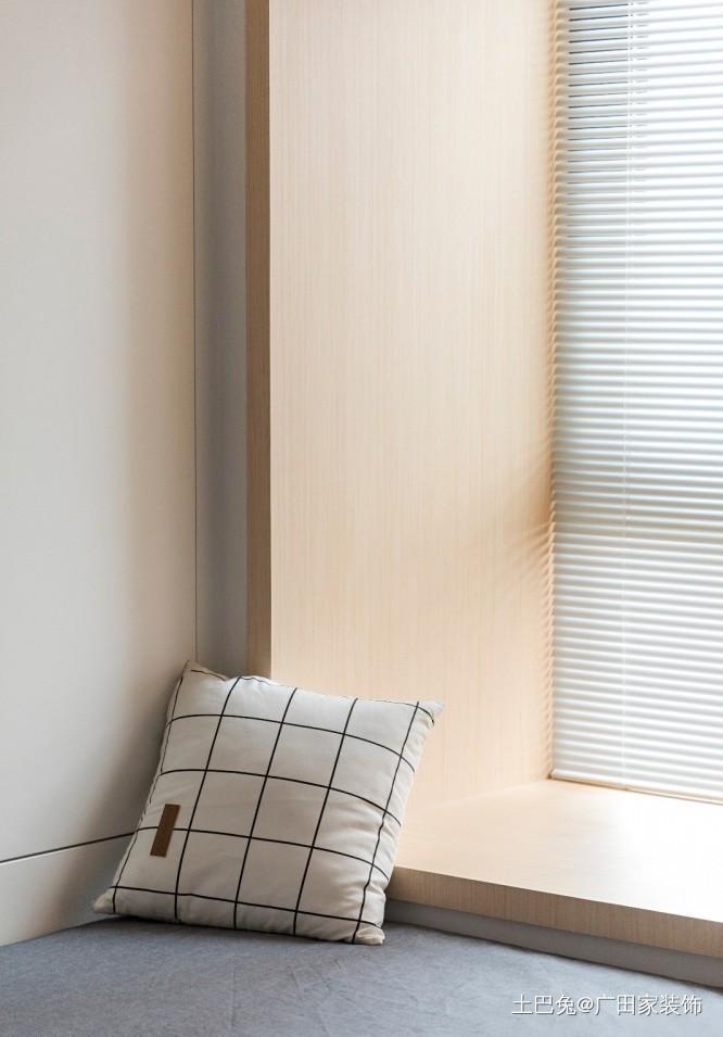 117㎡日式风电视背景墙实用性逆天卧室日式卧室设计图片赏析