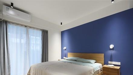 106㎡日式简约家居设计!卧室