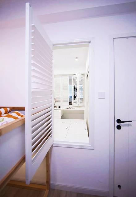 北欧,装成实用的三房卧室