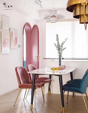 120㎡复古简欧风,打造个性鲜明的家!厨房潮流混搭设计图片赏析