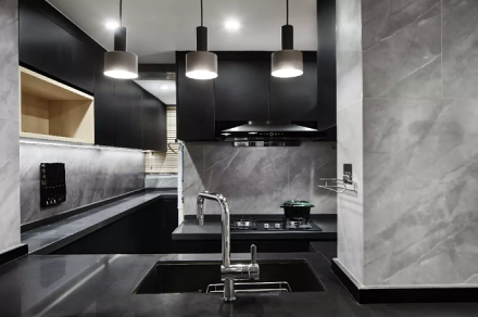 60m²北欧风格,设计带来品质生活餐厅