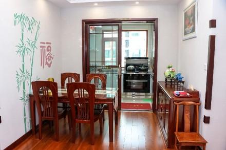 山之韵135平新中式风格案例厨房