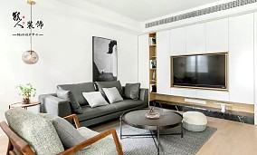 88㎡现代简约,小房装出气质,成熟轻奢14085859