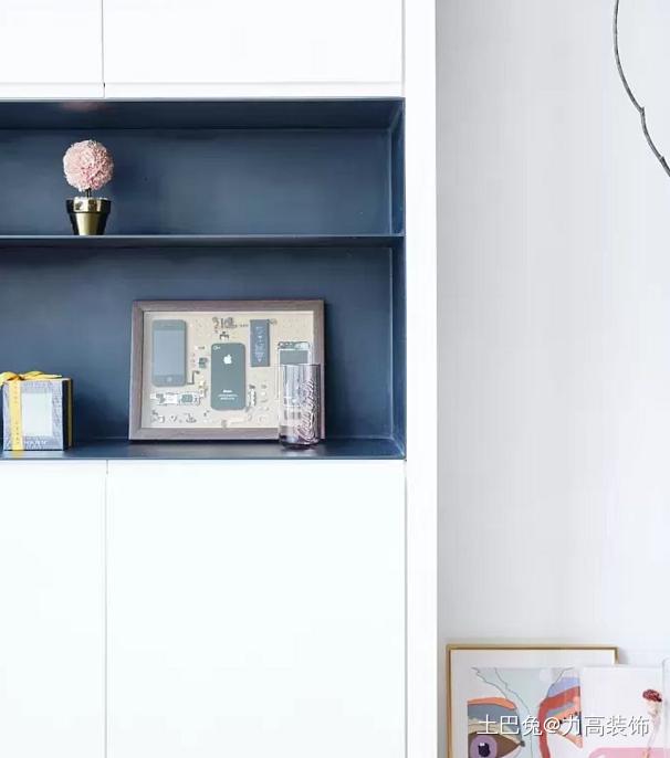 110平简约风格北欧风情家具!功能区北欧极简功能区设计图片赏析