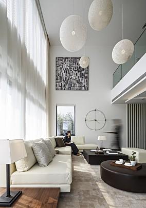 简约之家奕相艺术设计有限公司功能区2图中式现代设计图片赏析