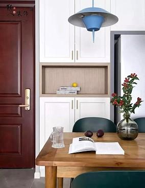 110㎡混搭风,让家更有格调和韵味!厨房设计图片赏析