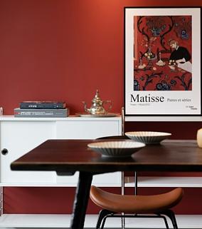 低饱和度色240平北欧风厨房2图北欧极简设计图片赏析