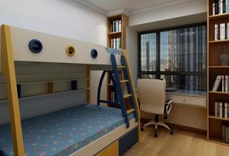 95平3居室现代风格设计