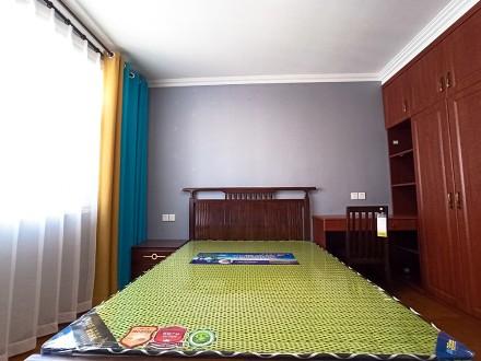 天籁花园109平新中式风格案例卧室