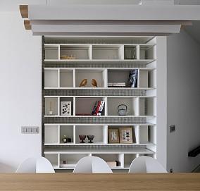 60平的北欧小公寓三木椿厨房北欧极简设计图片赏析