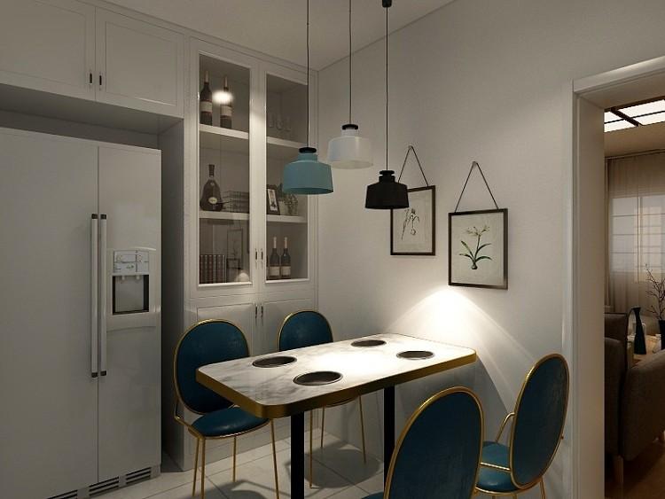 50平一室一厅小公寓  