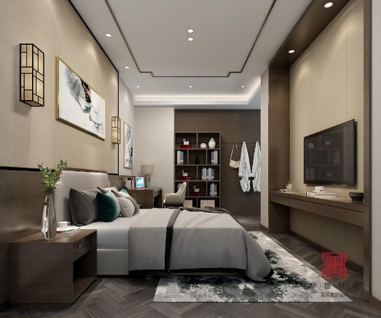 高碑店新中式酒店项目