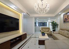 110平米三室户现代简约风14498455