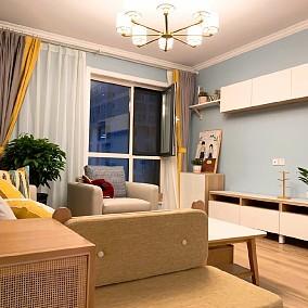 现代简约,平淡本真的生活耐人寻味客厅现代简约设计图片赏析