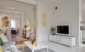 55平米一室户北欧风格14534947