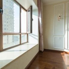丽景中央城168平米大平层简欧风格装修14556663