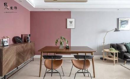 113㎡现代3居,高级时尚、气质爆棚!厨房