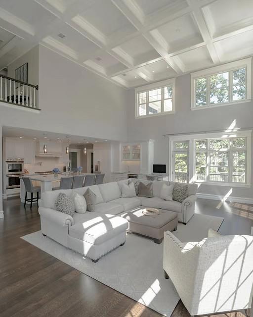 300平方米现代款式别墅风格设计