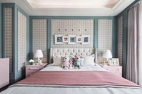 诗意的奢华,源自内心的从容优雅!卧室美式田园设计图片赏析