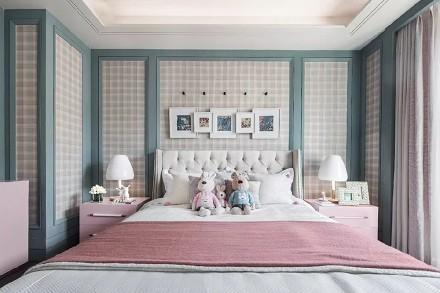 诗意的奢华,源自内心的从容优雅!卧室