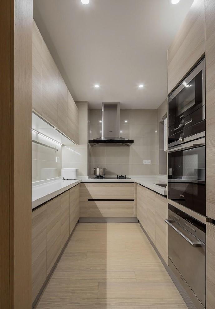 60平米極簡原木風住宅設計