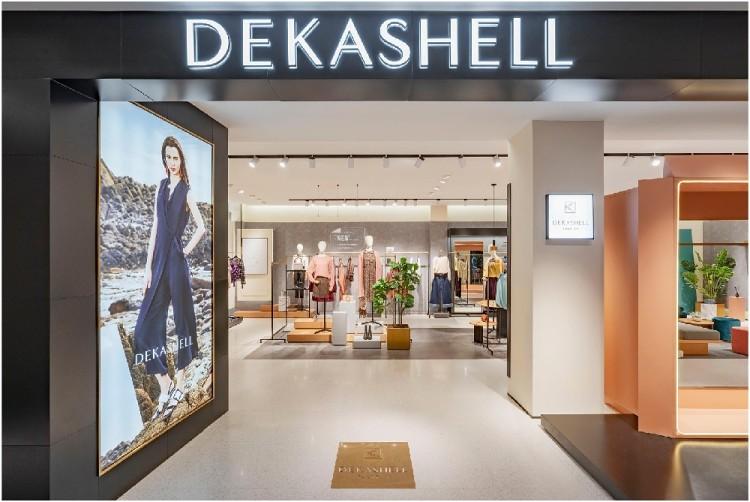 DEKASHELL 店铺设计