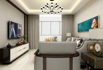 90平全包新中式风两居室三个月完工