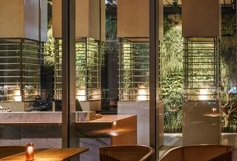 500平打造高雅餐饮空间