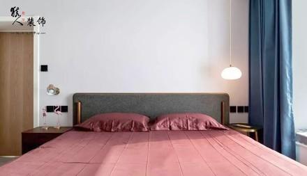 86m²北欧风两居,轻复古时尚个性!卧室